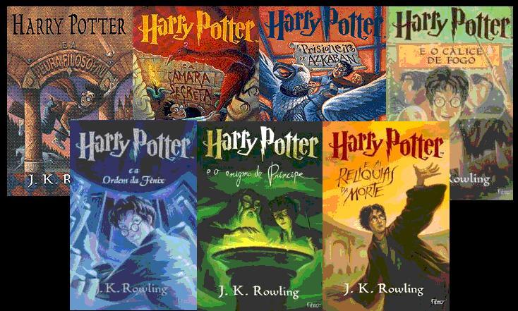 Armario Nicho Aereo ~ Eu recomendo a série de livros Harry Potter BILP